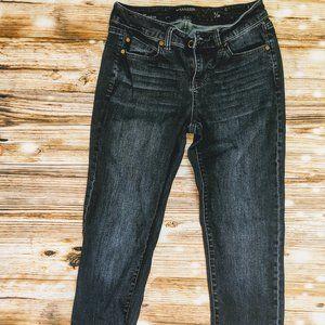Liverpool Boyfriend Cropped Jeans